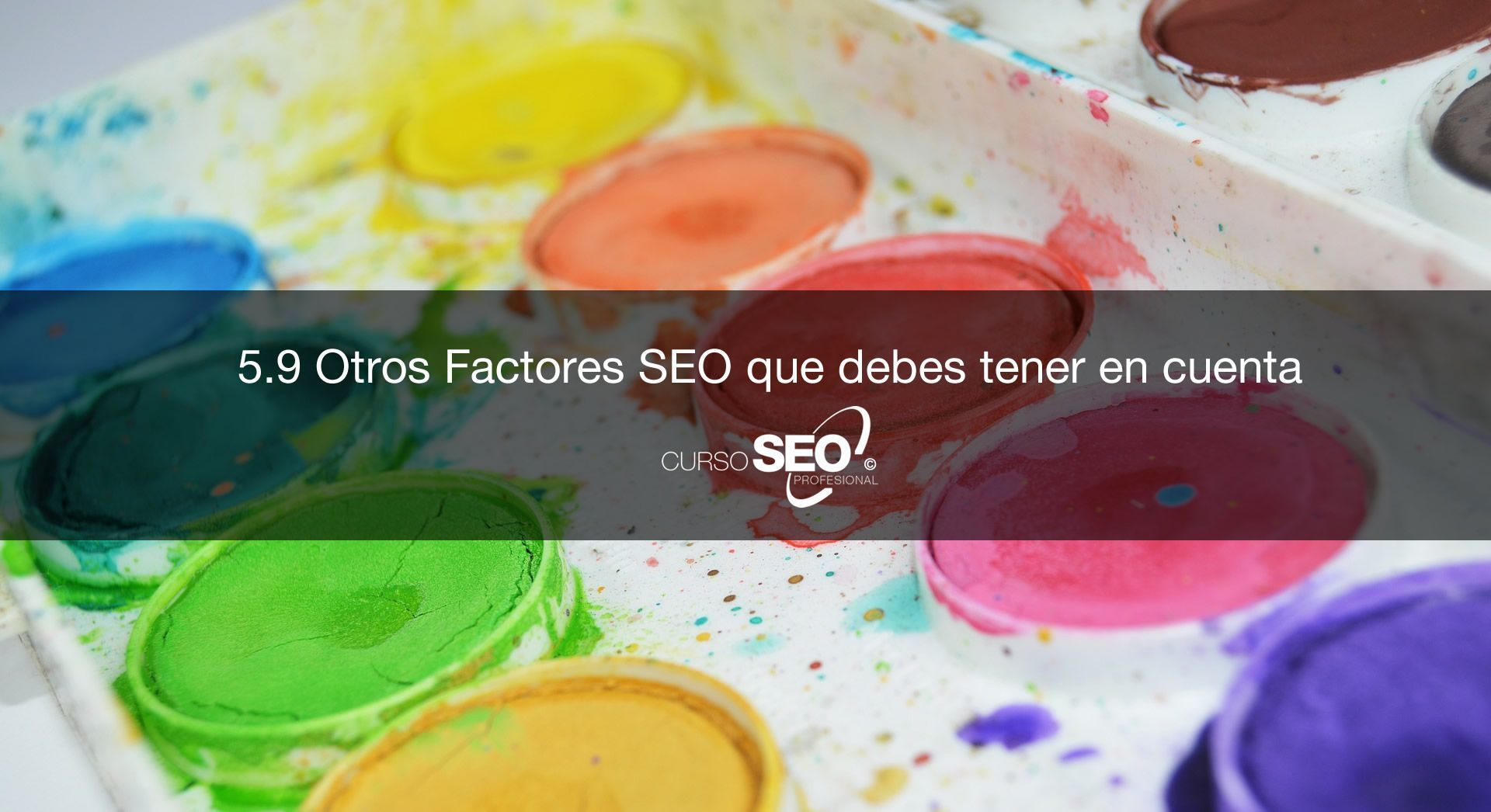 Otros factores SEO on page