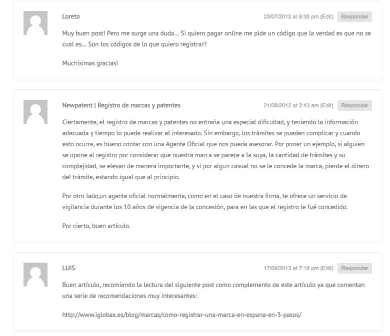 blogs foros comentarios y reseñas